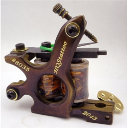Copper Tattoo Machine