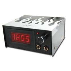 Hot Hurricane Digital Tattoo Machine Power Supply
