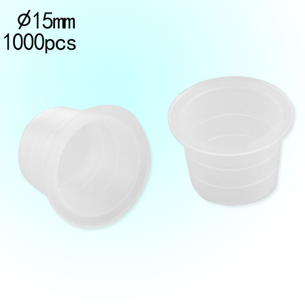 Ink Cups White 15MM