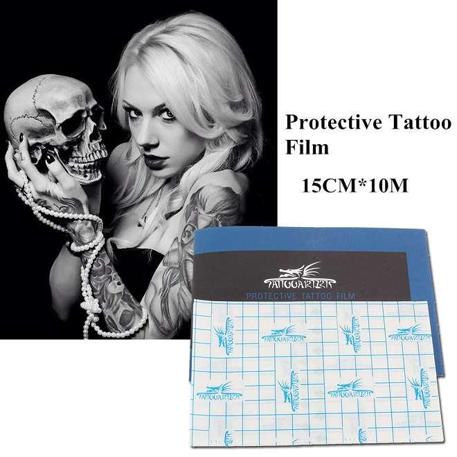 Protective Tattoo Film