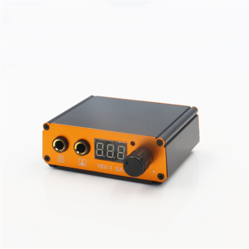LCD Dual Tattoo Power Supply