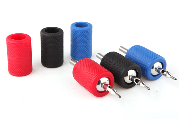 Grip Cover Red 25MM