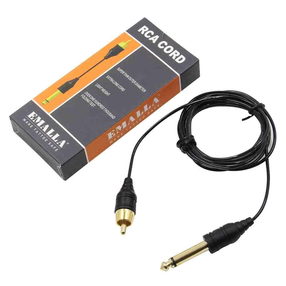 EMALLA RCA Clip Cord