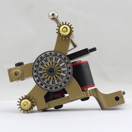 Handmade Tattoo Machines