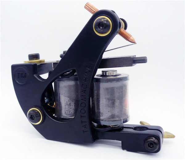 Top tattoo machine