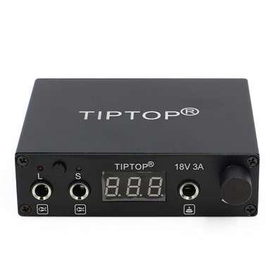 TIPTOP Premium Tattoo Power Supply
