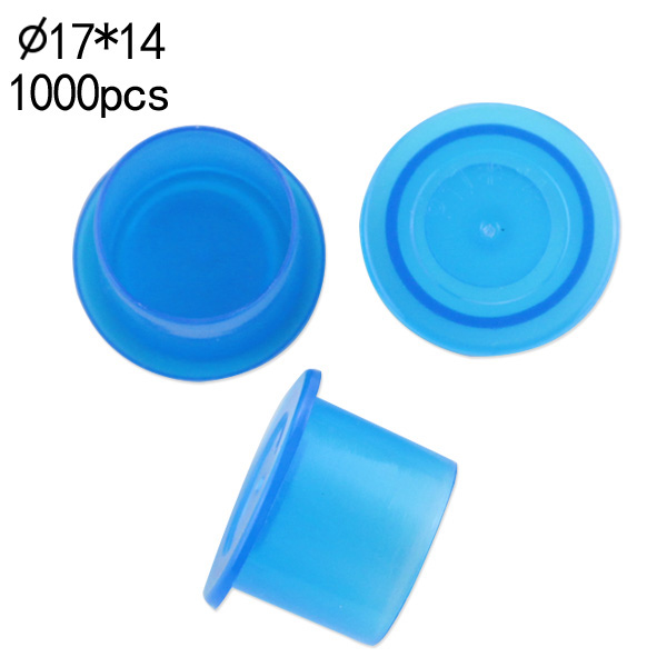 Self-standing Ink Cups Blue 17mm