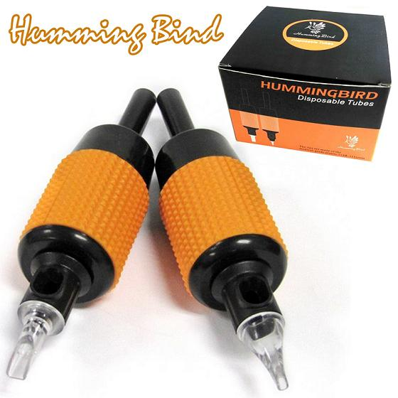 Hummingbird Disposable Soft and Hard Tattoo Tube(25mm)