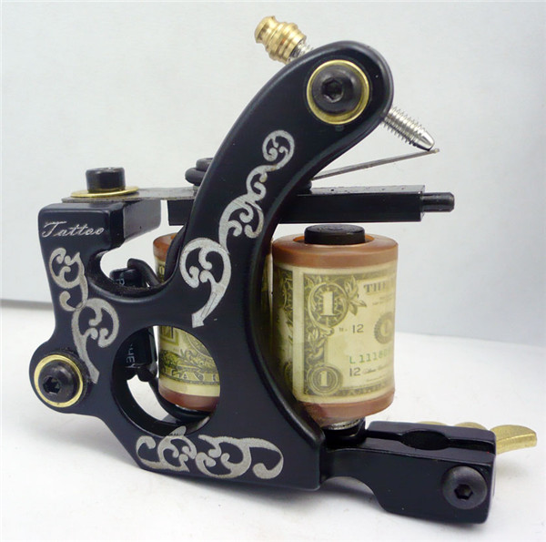 Carbon Steel Tattoo Machine