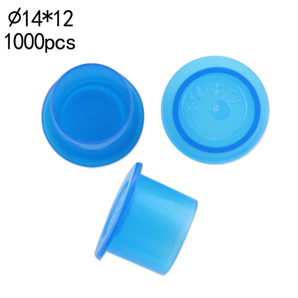 Self-standing Ink Cups Blue 14mm