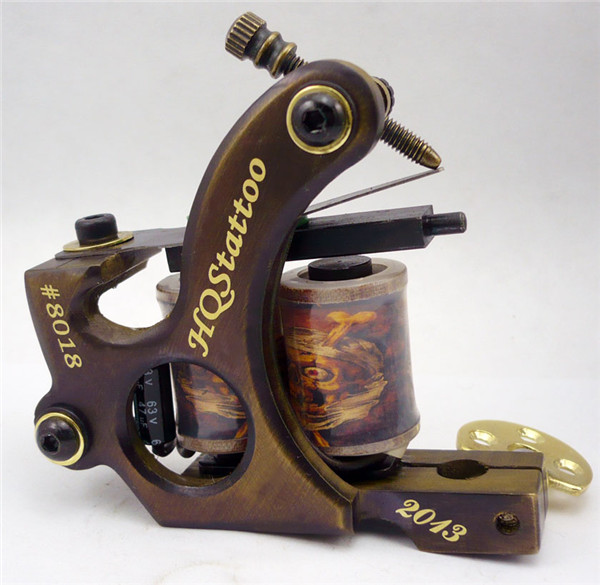 Copper Tattoo Machine