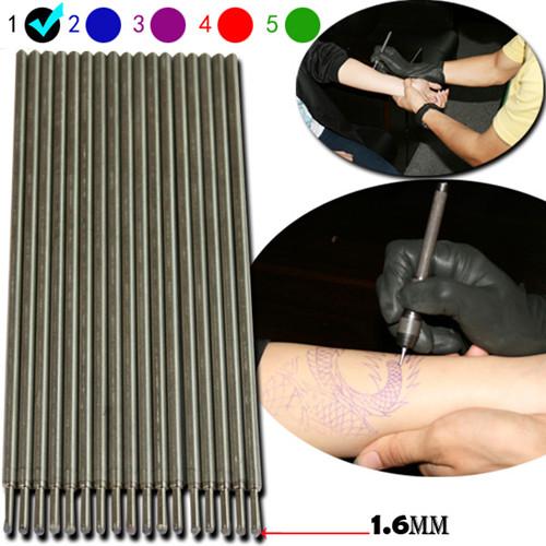 Tattoo Pen shell Refill Black