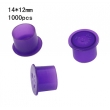 Self-standing Ink Cups Purple 14mm