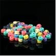 Rubber Grommets -- mixed color
