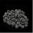 Rubber Grommets -- black