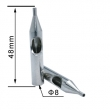 Pro-Design Steel Tips