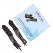 Black Pen Machine & Clip Cord Sleeves